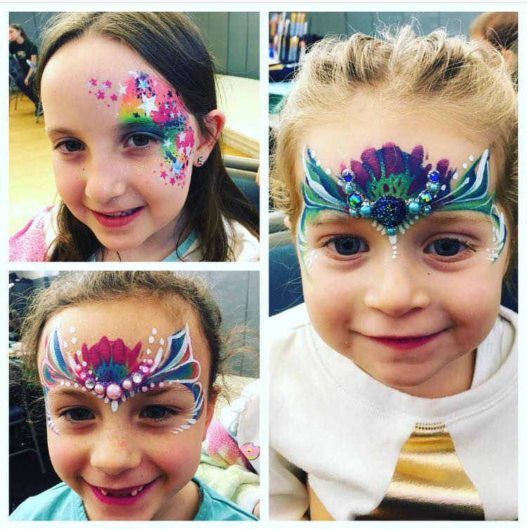 Best kids face painters in NYC!