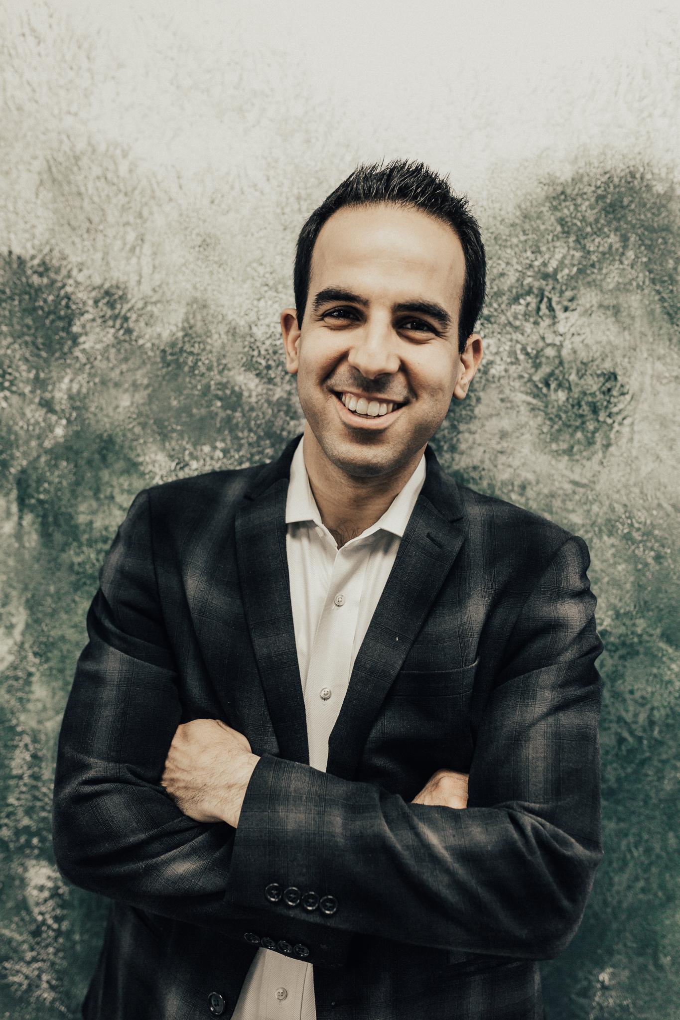 George Khalaf - President of Data Orbital