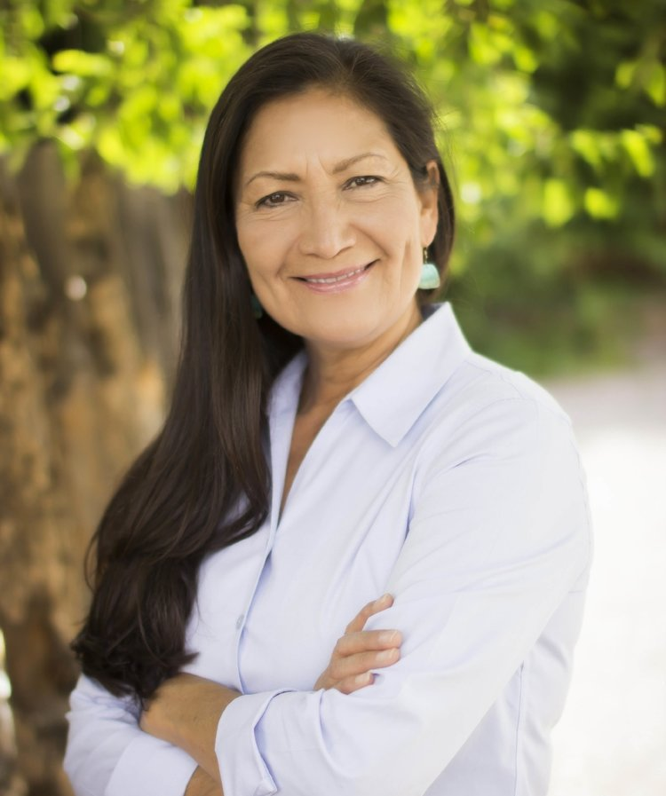 Debra Haaland (D) - Debra Haaland began her career in politics back in 2008 volunteering for President Obama's first presidential campaign for President, and has since then become deeply entrenched in Democratic Politics. In 2010 Haaland served as the vote director for Diane Denish's campaign for Governor of New Mexico. in 2012 she ran President Obama's native outreach section in New Mexico, and in 2014 she first ran for public office, running for Lieutenant Governor, which she lost. Since then she has chaired the Native American Democratic Caucus of New Mexico. Deb attended the University of New Mexico in 1994 and in 2006 attained her Law Degree from UNM School of Law. Deb is a member of Laguna Pueblo, and if elected will become the first Native American woman in congress.