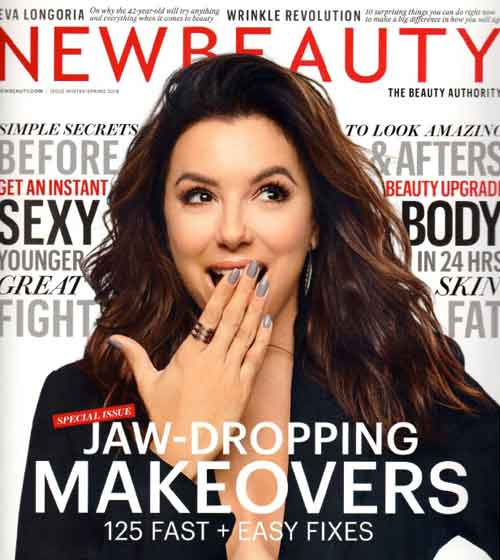 truSculpt 3D featured in the New Beauty magazine