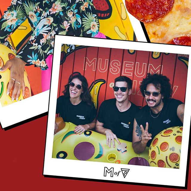We had a pizza party @hotelchantelle. We had tons and tons of fun. We ate pizza from @williamsburgpizza. We drank beer from @oldbluelastbeer. We drank tequila from @los_sunday. The Museum Of Pizza opens October 13. Tickets are on sale NOW! Get em while they're hot! #themuseumofpizza #mopi #pizza #nyc