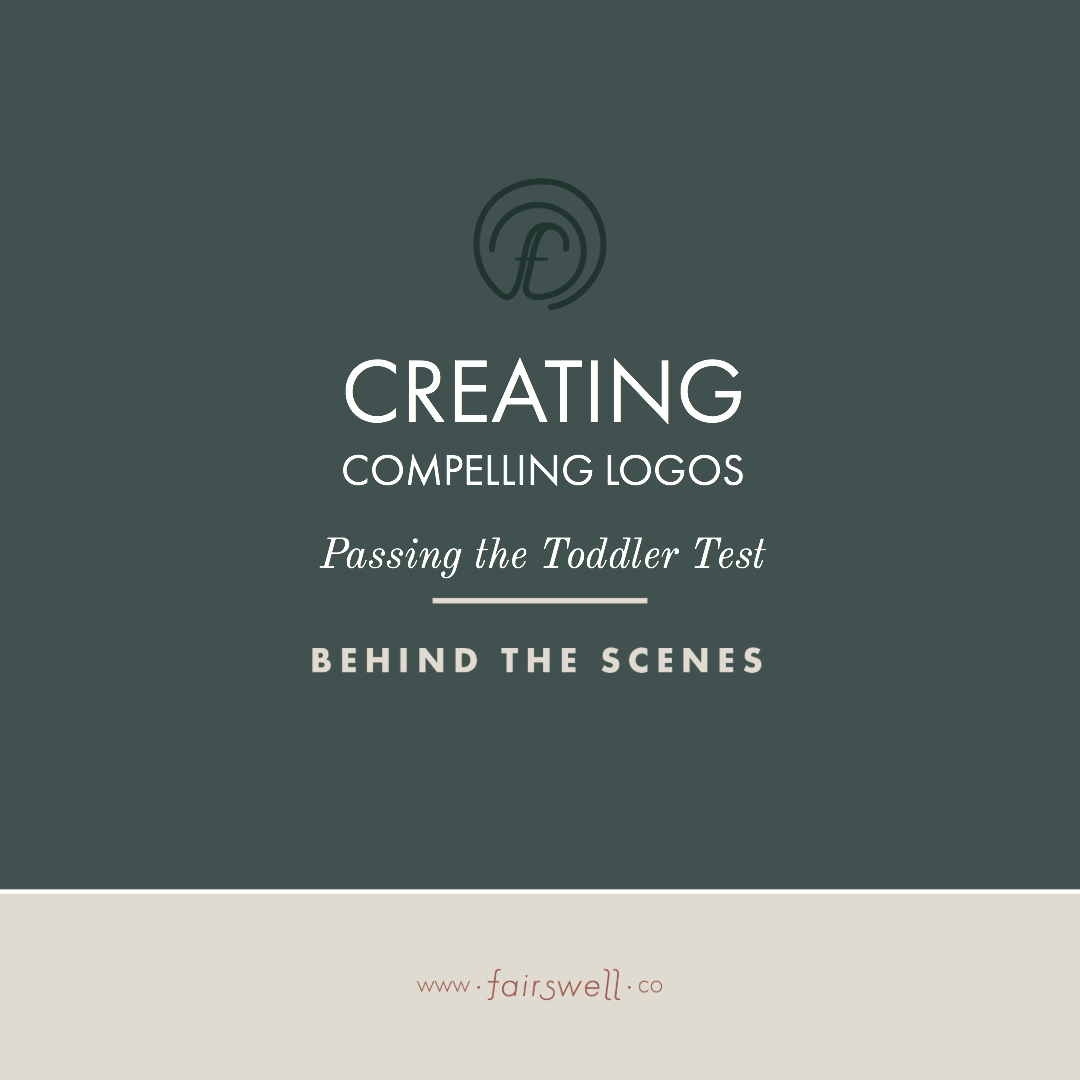 Creating Compelling Logos: Passing the Toddler Test