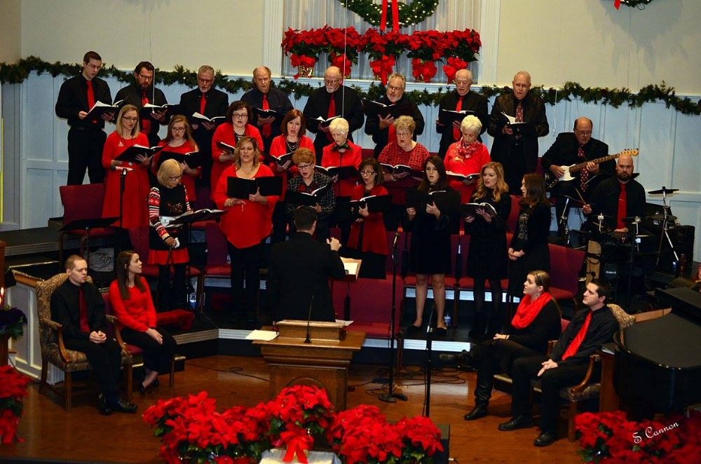 """2017 Christmas Cantata, """"Christ Was Born For This"""""""
