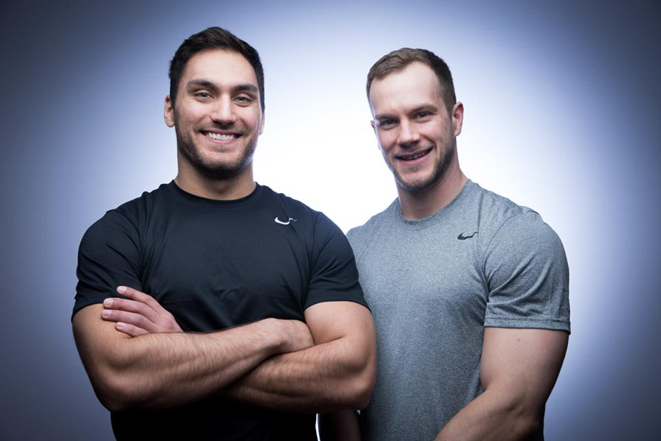 Owners Derek LaBonte and Ty Krueger have over 10 years in the fitness industry. A dream that started in Ty's garage, quickly picked up momentum, and Packerland CrossFit was born. Both are advocates for a positive mindset. They are constantly growing, and learning to put their passions together to bring out the best in you.