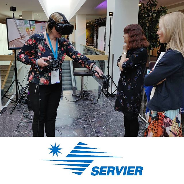 Servier provided visitors with a virtual reality based medical education experience where you are discovering diabetes symptoms and signs from within a patient. The effect of the experience is so powerful you will reconsider drinking a coke. Without virtual reality this experience wouldn't have such an impact on visitors. We are proud to assist Servier in growing knowledge of the risks of diabetes.  Did you know 7% of the Latvian population is diabetic. That's 102.000 adults. Source: www.idf.org #medicaleducation #riga #servier #vreducation #portalsvrarcade