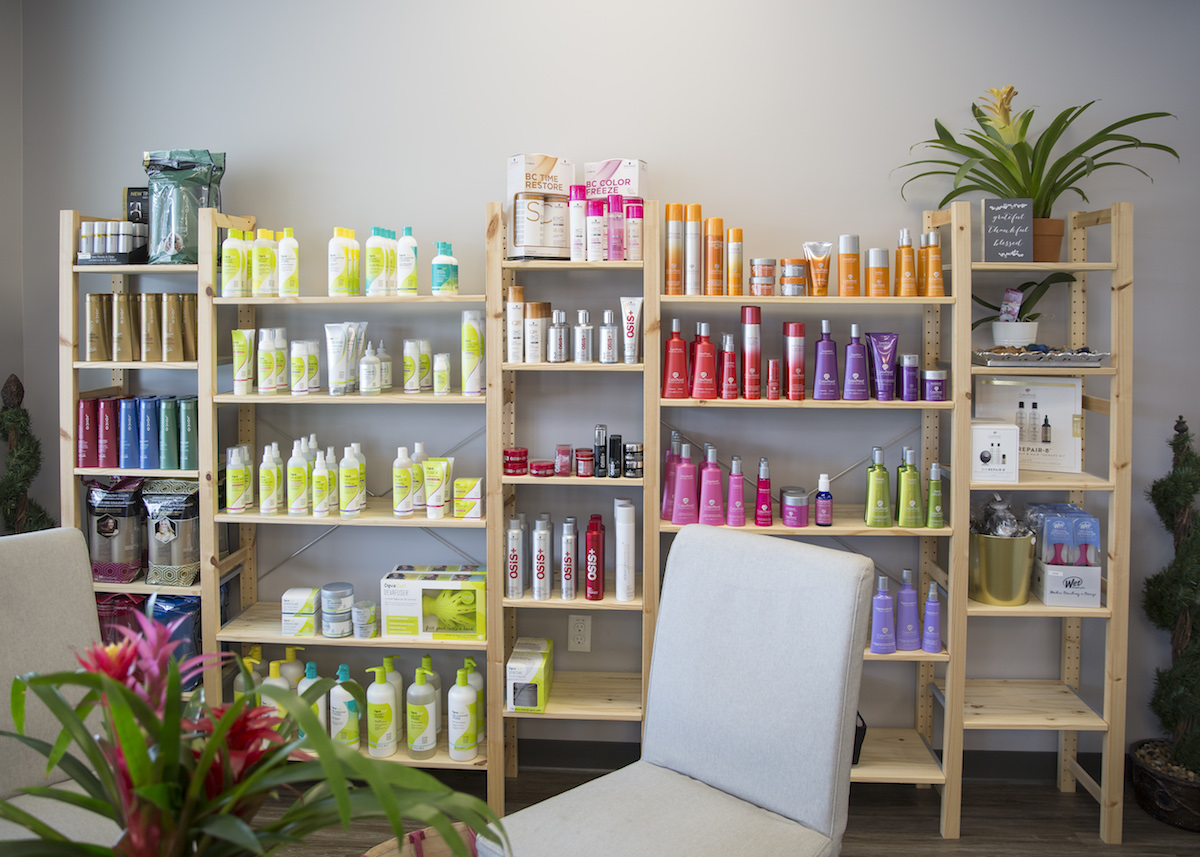 Angel Salon and Spa PRODUCTS
