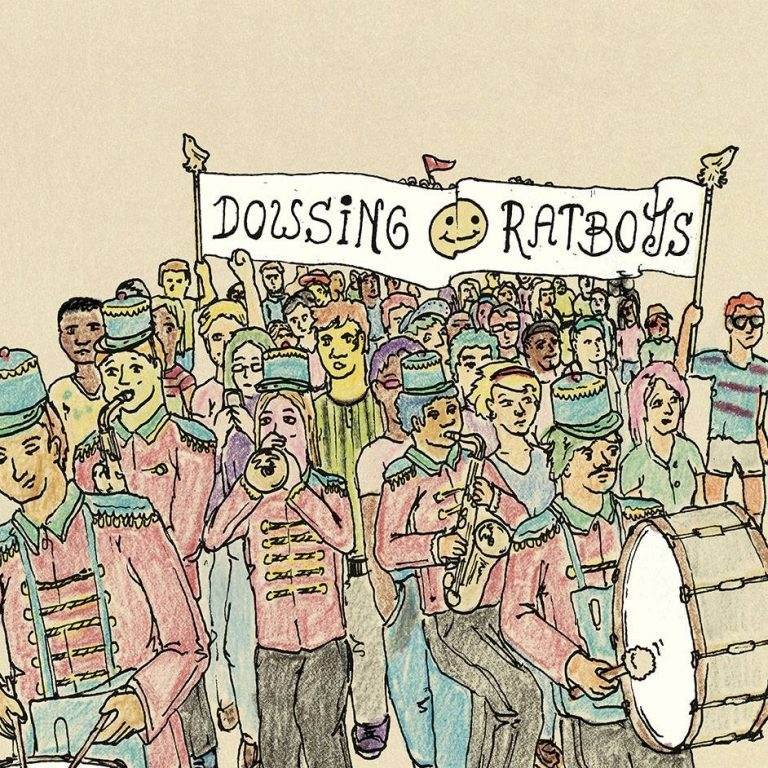 DOWSING • RATBOYS - SPLIT