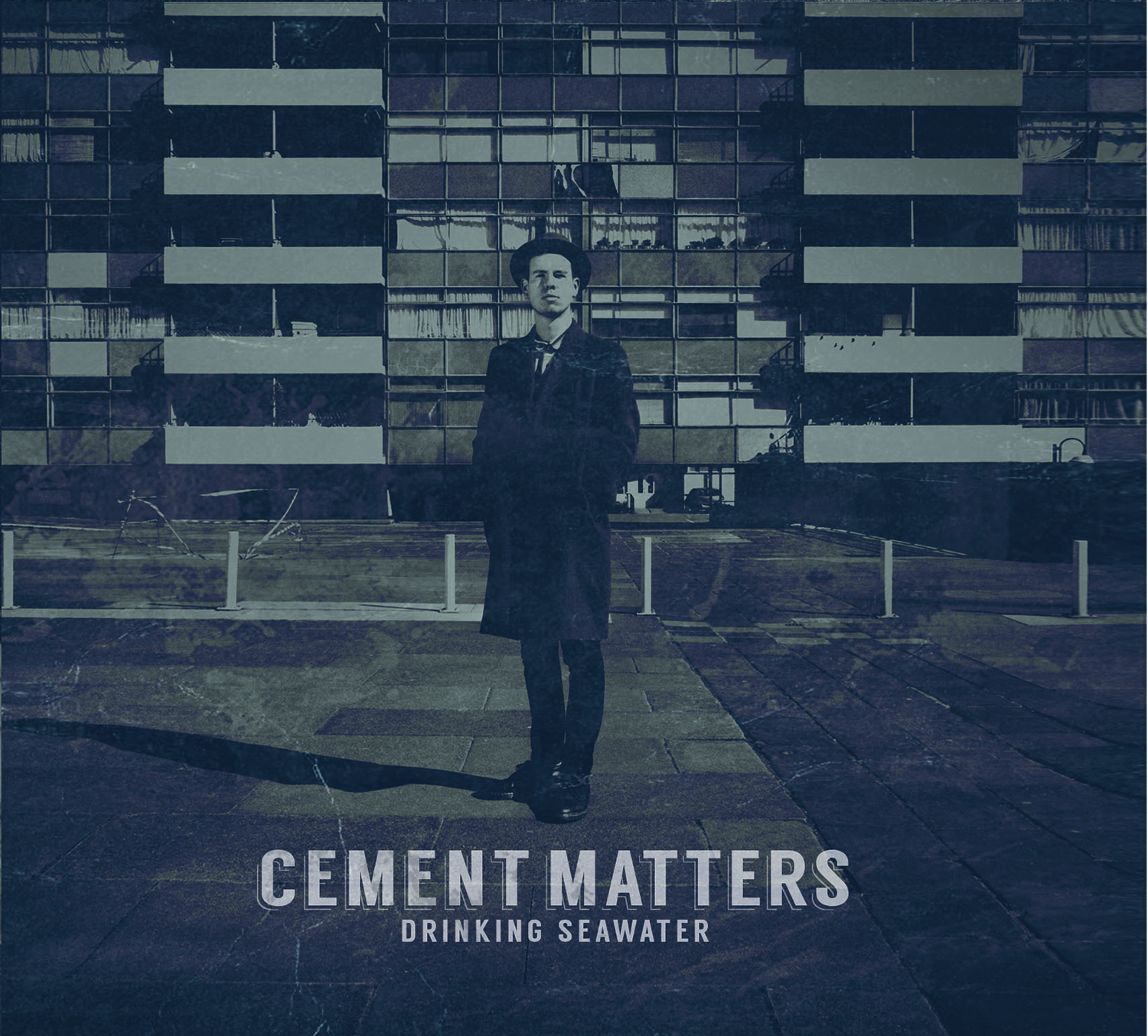 CEMENT MATTERS - DRINKING SEAWATER