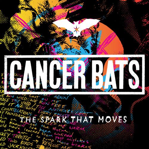 CANCER BATS - The Spark That Moves Album Cover   3000x3000 pixels 600dpi RGB JPEG    1000x1000 pixel 72dpi RGB JPEG