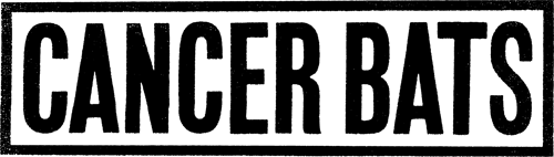CANCER BATS - The Spark That Moves Logo Black   1200x341 PNG    1200x341 JPEG    300 DPI JPEG    Vector Logo .EPS   CANCER BATS - The Spark That Moves Logo White   1200x341 PNG    1200x341 JPEG    300 DPI JPEG    Vector Logo .EPS