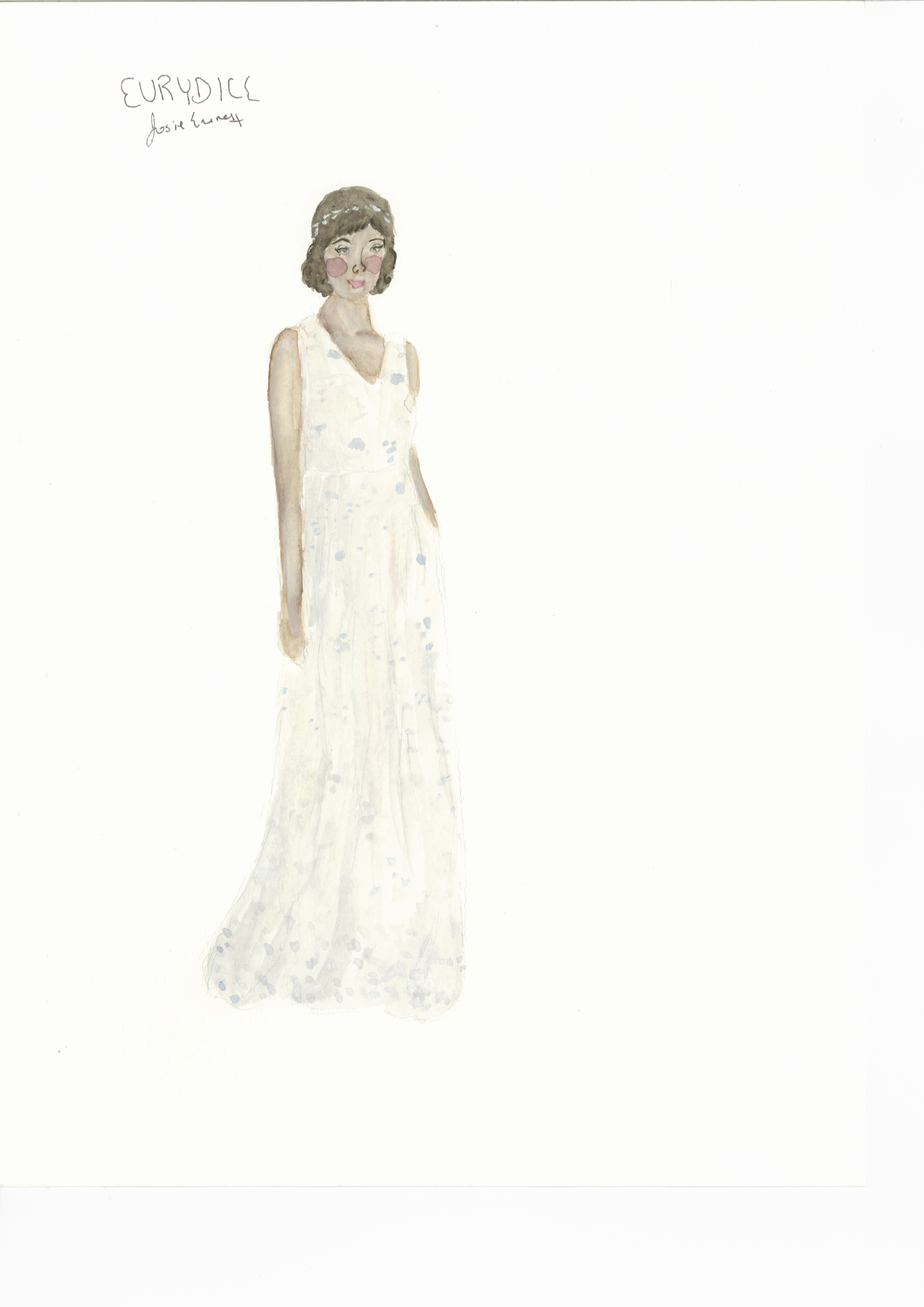 Eurydice - Wedding Day