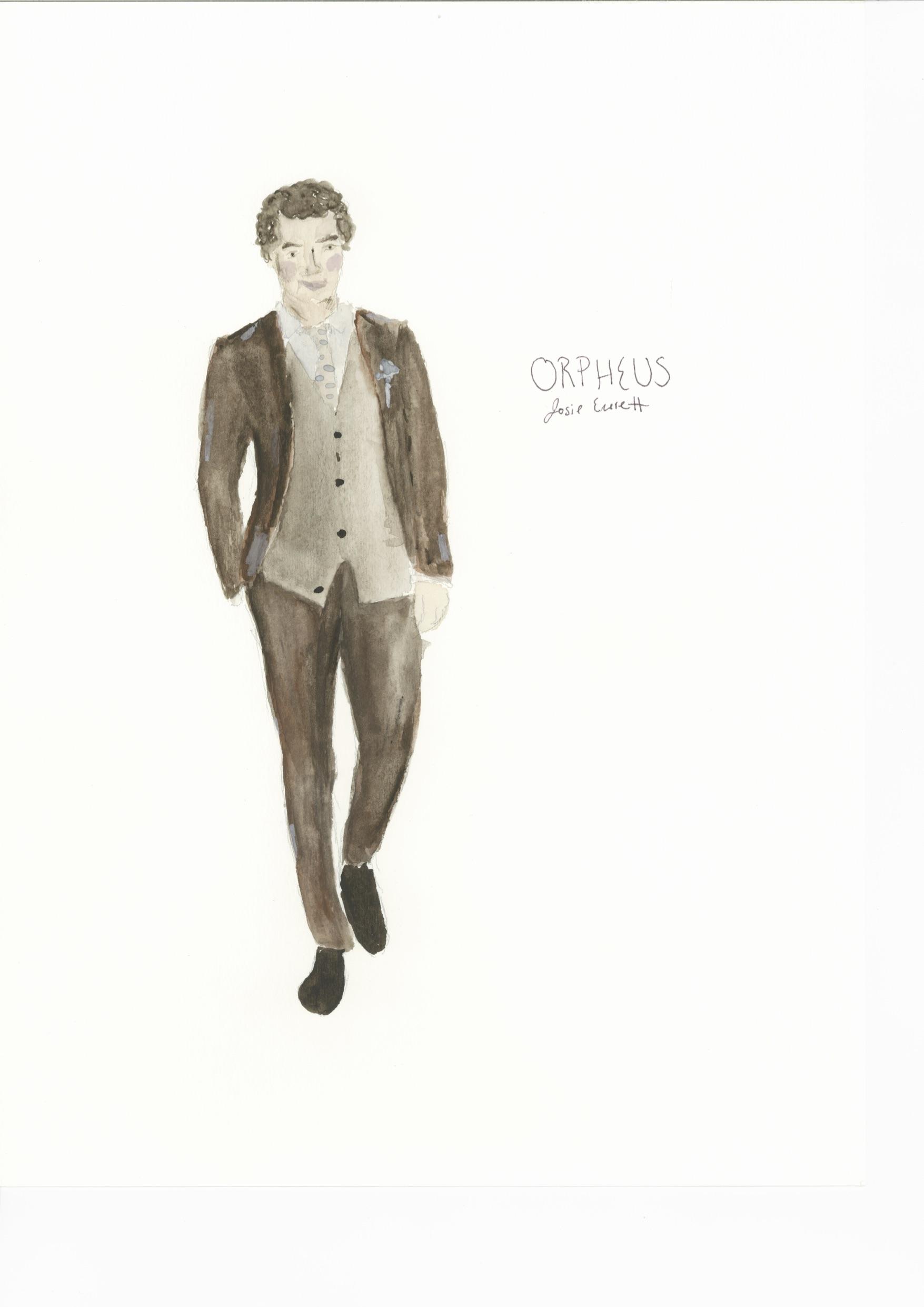 Orpheus- Wedding Day
