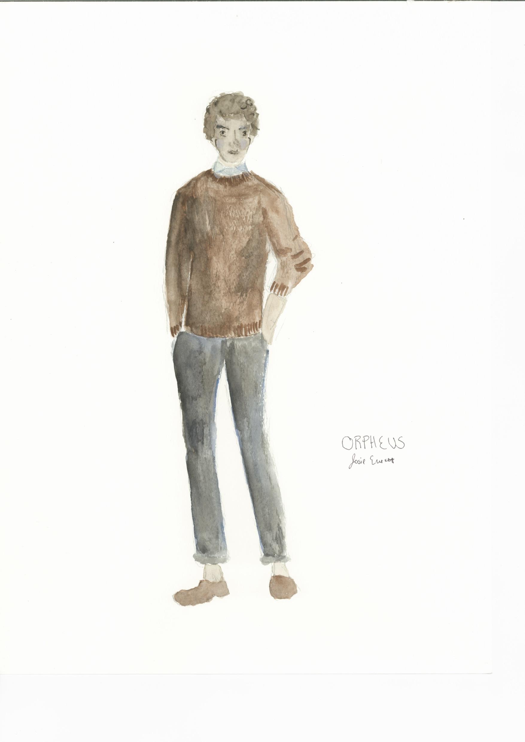 Orpheus- Underworld