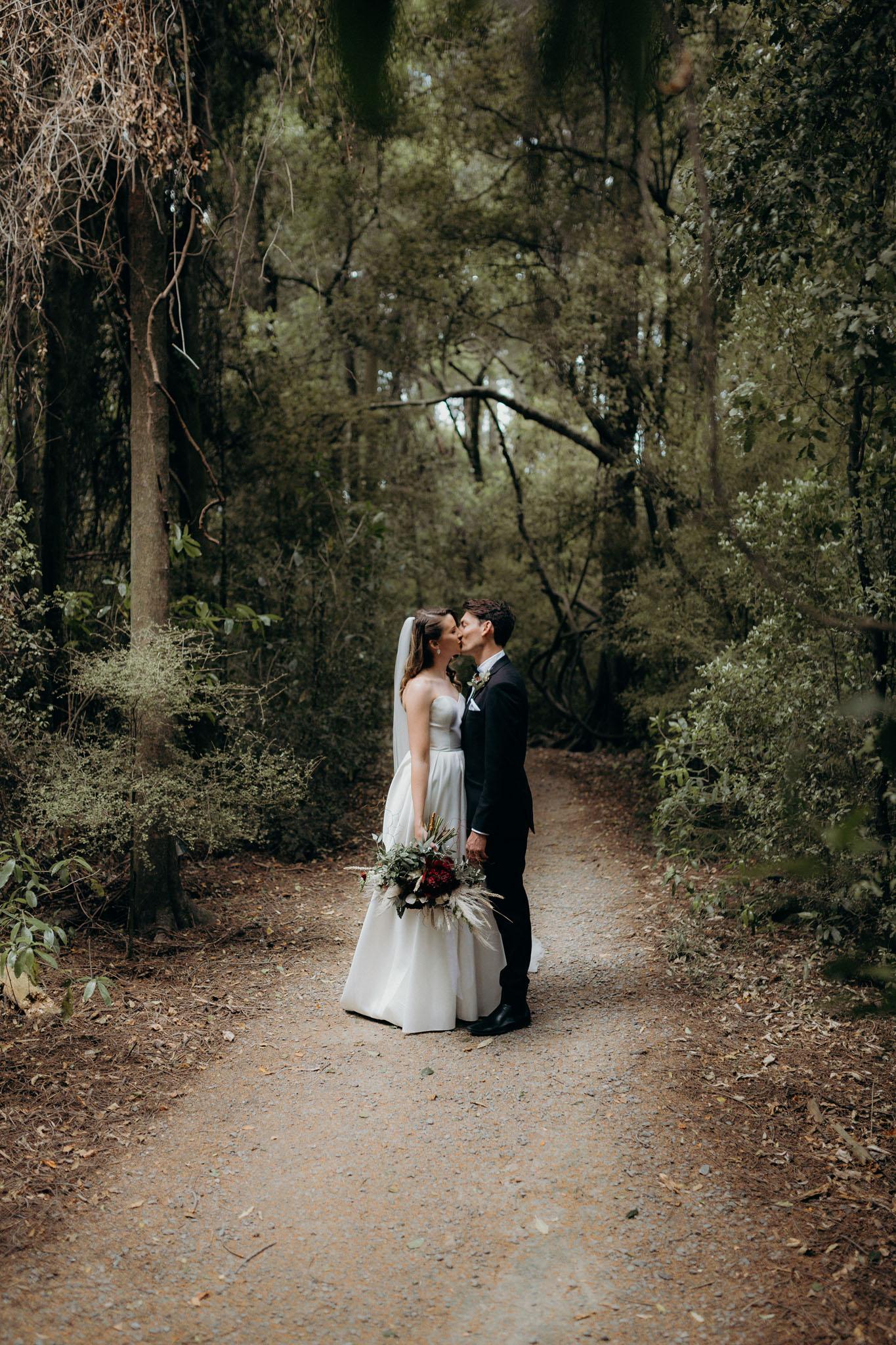 Jesse and Jessie Weddings Christchurch New Zealand wedding photographer