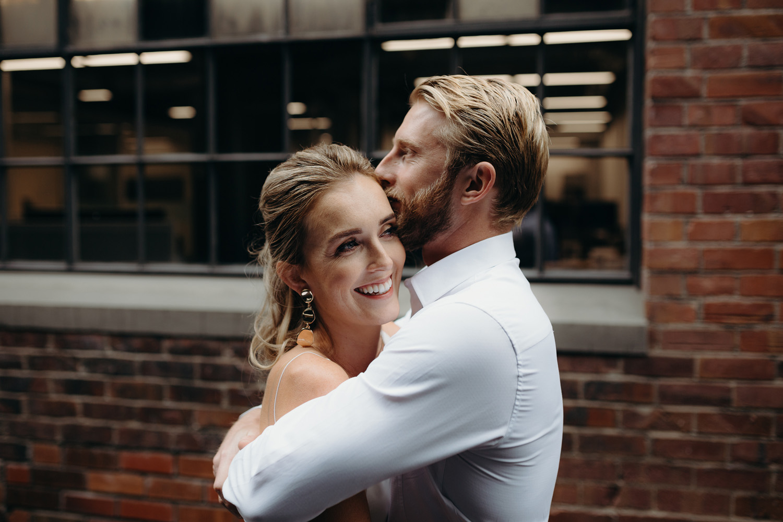 Jesse and Jessie Weddings Auckland City wedding photographer  Olivia and Josh