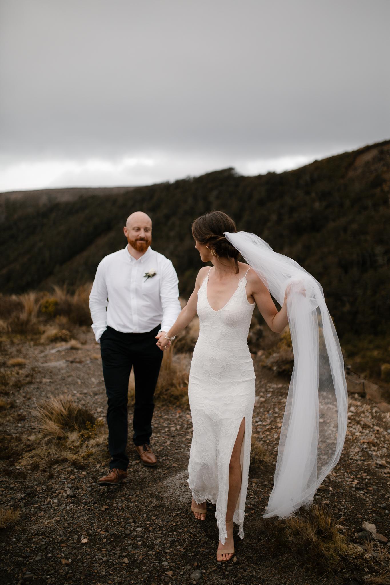 Jesse and Jessie Weddings Queenstown New Zealand wedding photographer