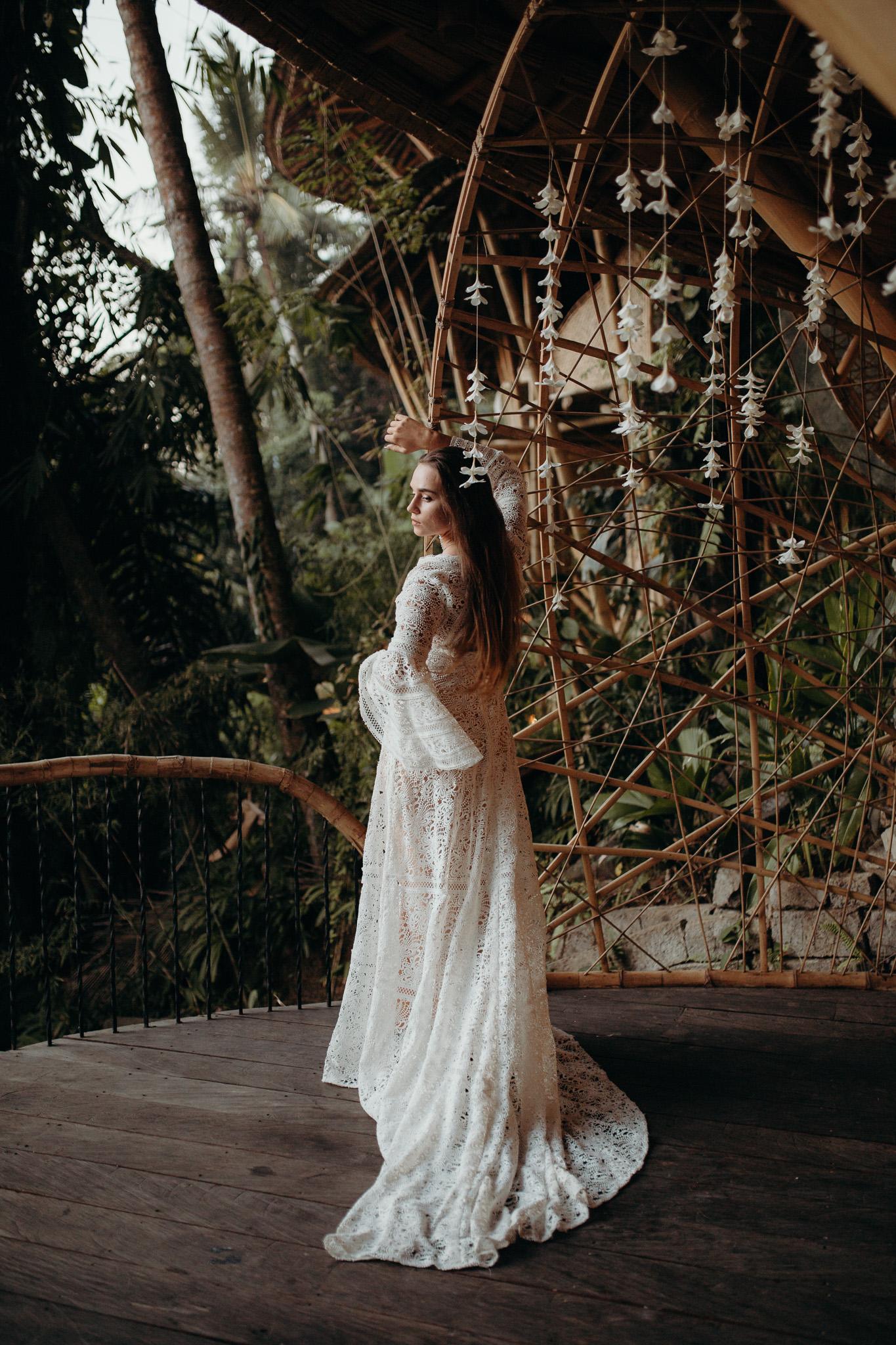 Jesse and Jessie Weddings Bali Destination Wedding Green Village Samantha stokes