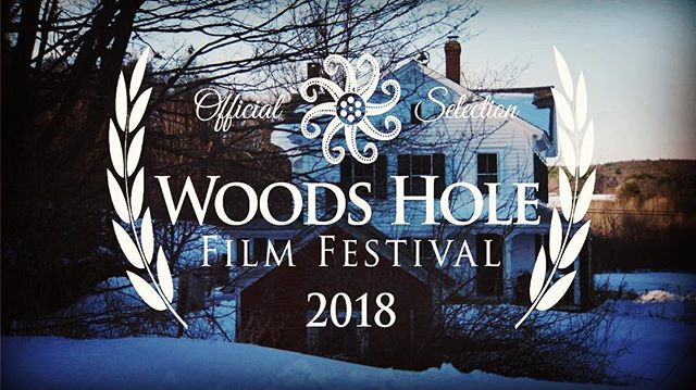 Support independent filmmakers by supporting film festivals like the @woodsholefilmfestival who give them an opportunity to show their work. Proud Old Habits is a featured film this year at #whff2018 we screen opening night, this Saturday at 9pm. Are you on the cape? Come! https://www.goelevent.com/WoodsHoleFilmFest/e/Search #oldhabitsmovie #femalefilmmaker #ladydirector #shortfilm #indiefilm #independentfilm #thriller #womeninfilm