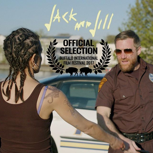#JackandJill is an Official Selection at the 11th Annual @buffalointernationalfilm Festival! 1pm Saturday, October 7th at Hallwalls Contemporary Arts Center in the #BIFF Shorts: Interstates Program.  Thanks to @finkjohnj and the #BIFF2017 team! http://buffalofilm.org/ #jackandjillarecoming #womeninfilm