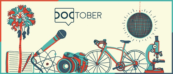 DOCTOBER at the Pickford Film Center