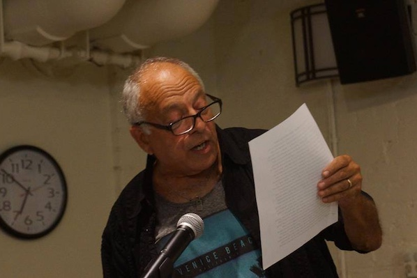 Imagination-Based Poetry Workshop with George Wallace - 5-week Workshop12-2pm Sundays // Feb. 17 to March 17