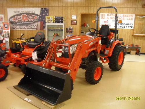 Kioti Tractors — Rathell Sales & Service, LLC