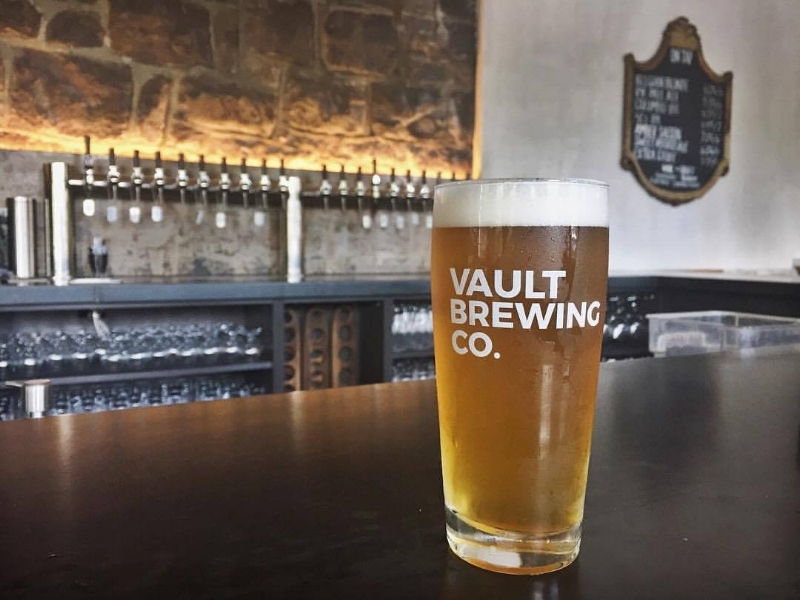 Vault Brewing Co.