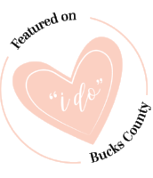 """If your work was featured on """"I Do"""", download this badge for your website!"""