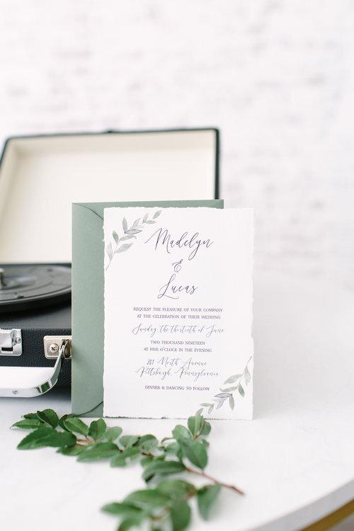 2019 Denim Bridal Inspo |  View Original Post