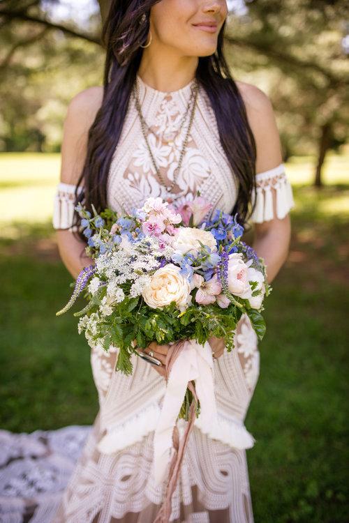 2019 Summer Boho Wedding Inspo | View Original Post