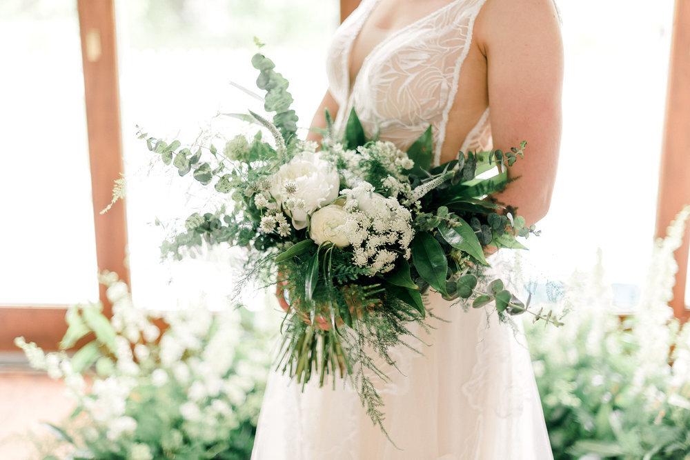 2019 Ivory Garden Bridal Inspo | View Original Post