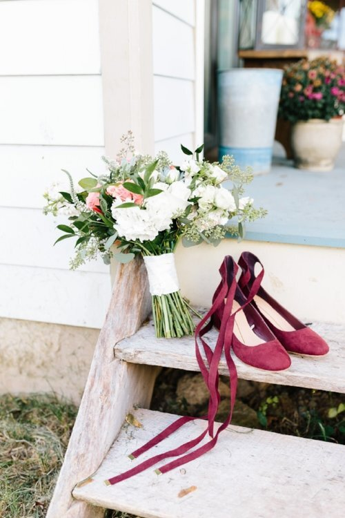 2018 Fall Wedding At Durham Farm | View Original Post