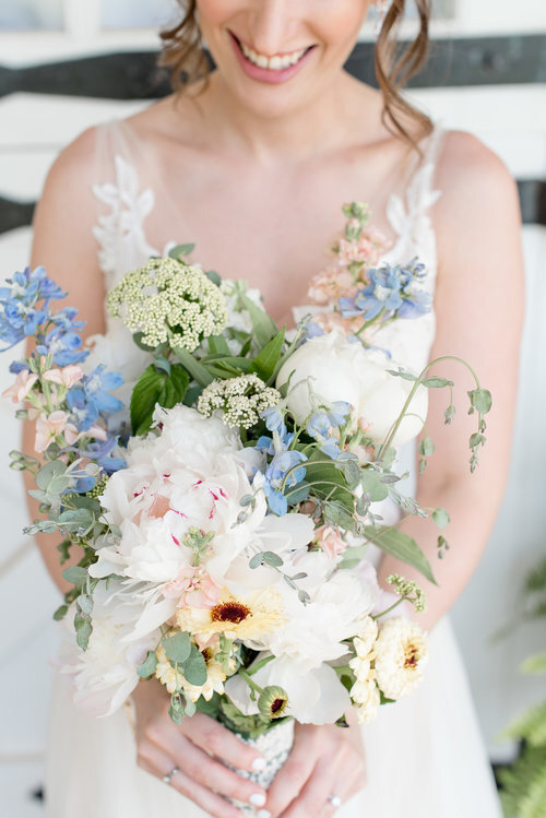2019 Spring Wedding At Durham Farm | View Original Post