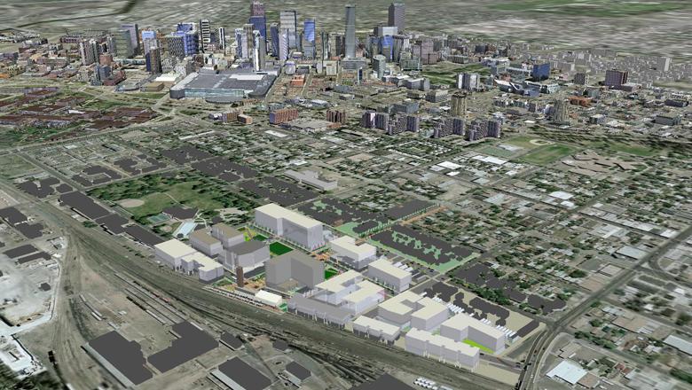 10TH & OSAGE STATION TOD PLAN, DENVER, COLORADO