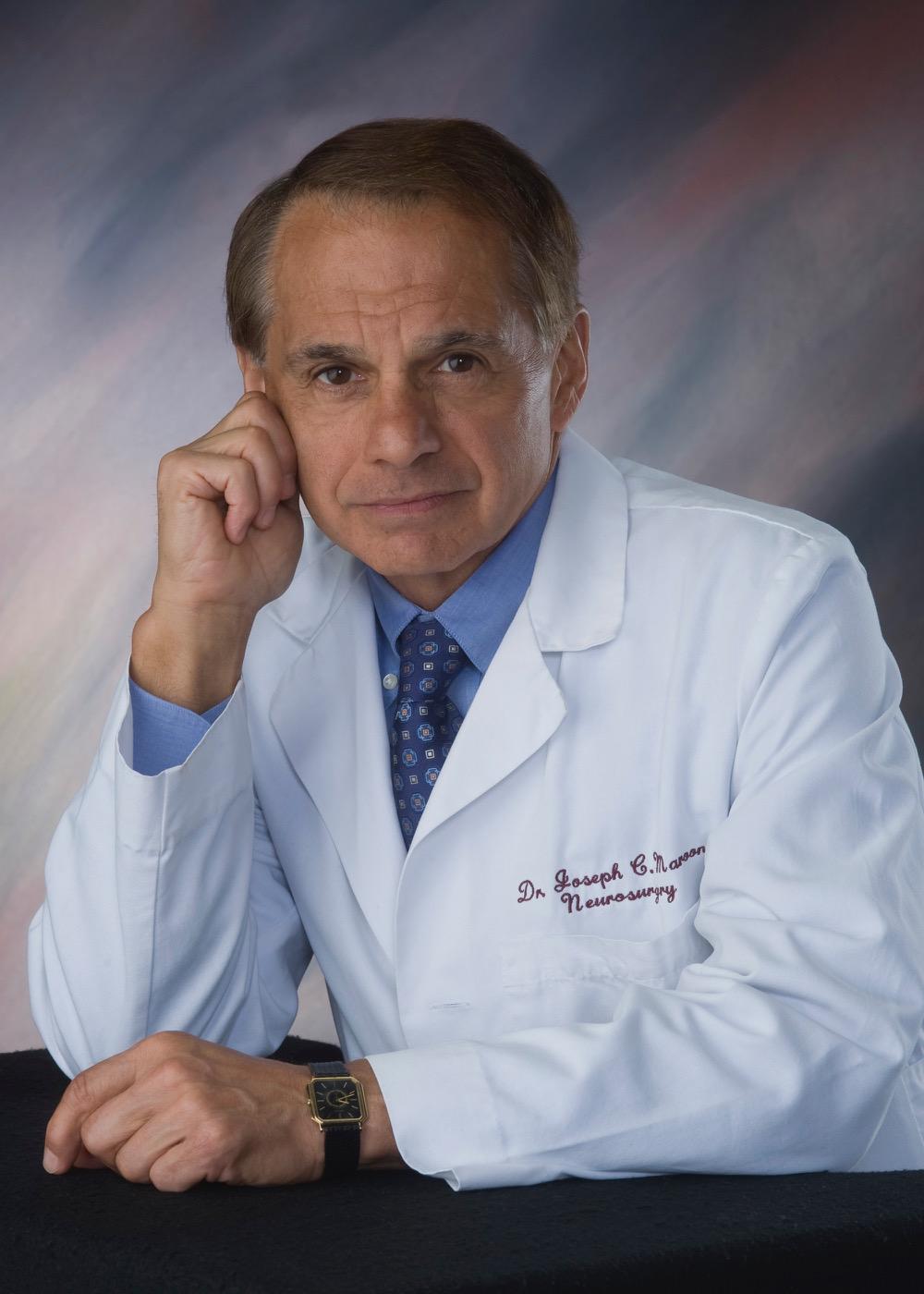 Dr. Joe MAroon