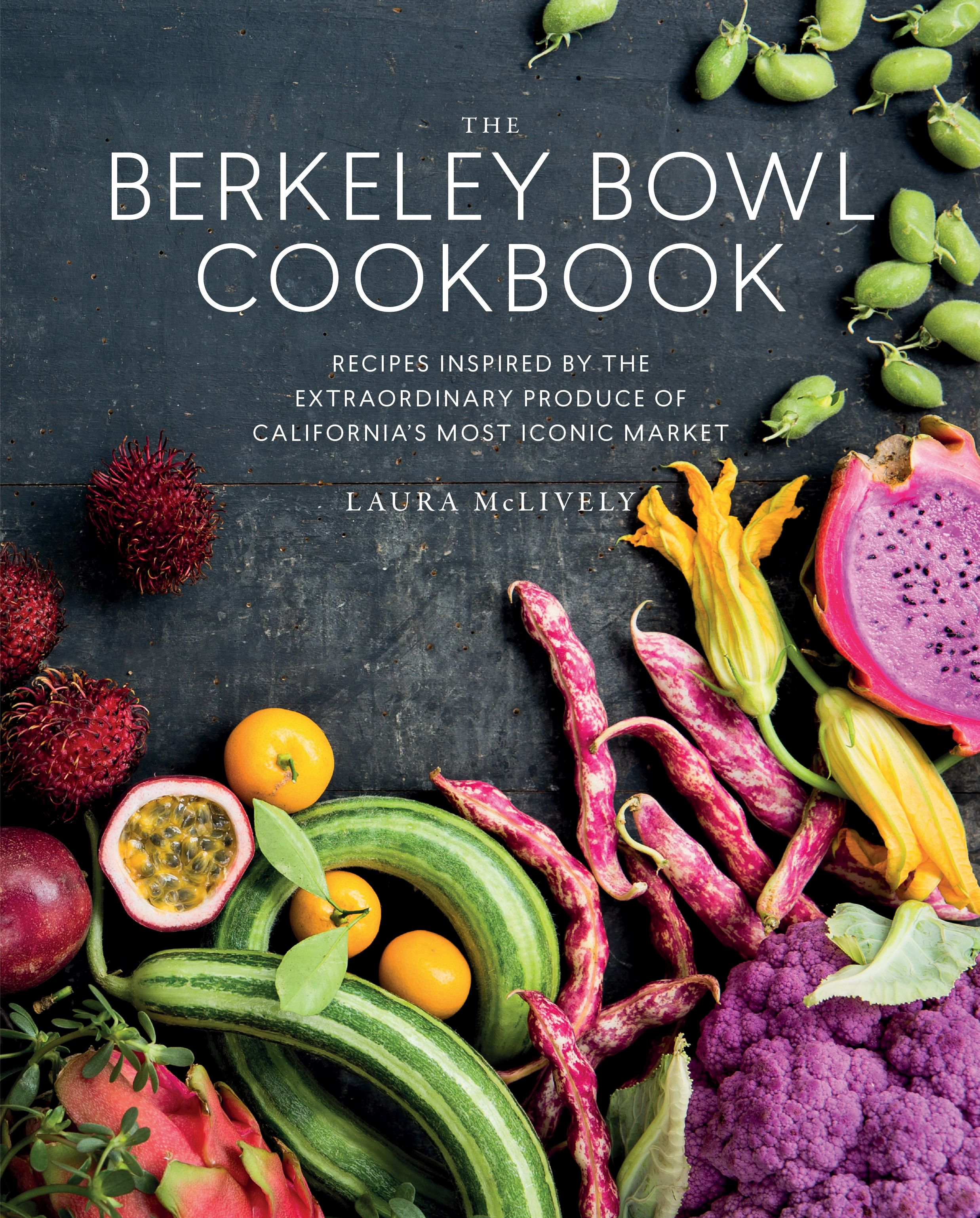 Need plant-based inspiration? - Get your hands on The Berkeley Bowl Cookbook now! Available at Berkeley Bowl Market, local book and gift shops, and all major online retailers.