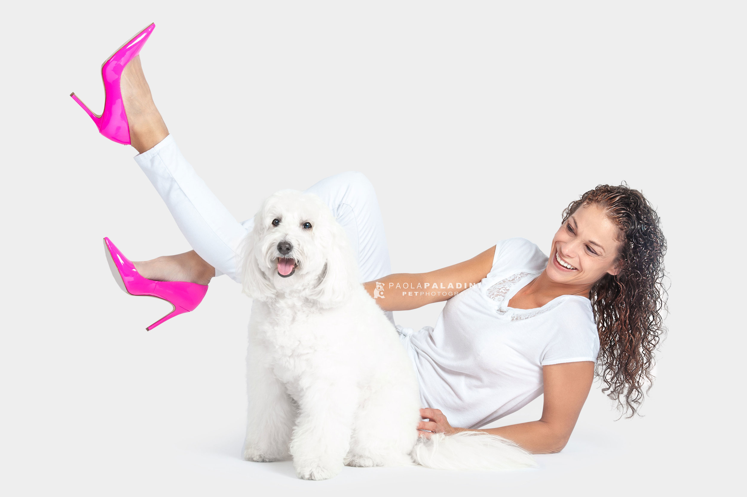 Paola-Paladini-White-on-White-Hounds-and-Heels-White-poodle