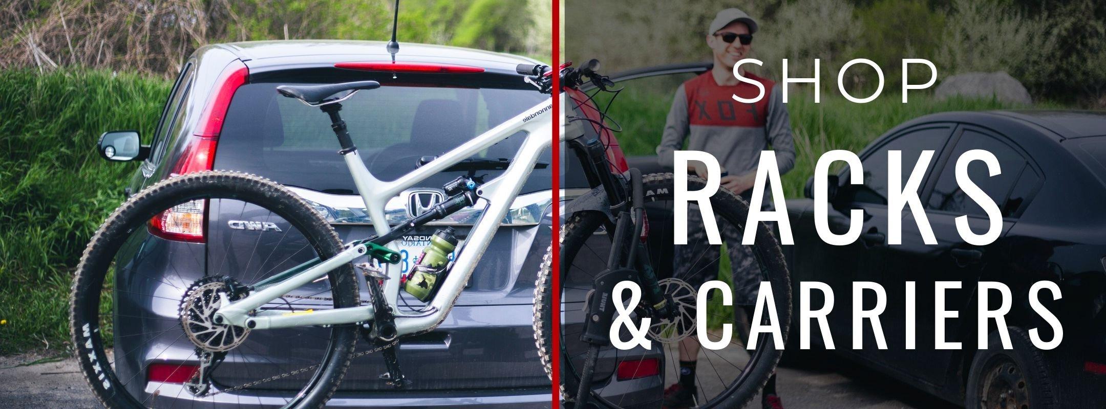 SHOP CAR RACKS & CARRIERS
