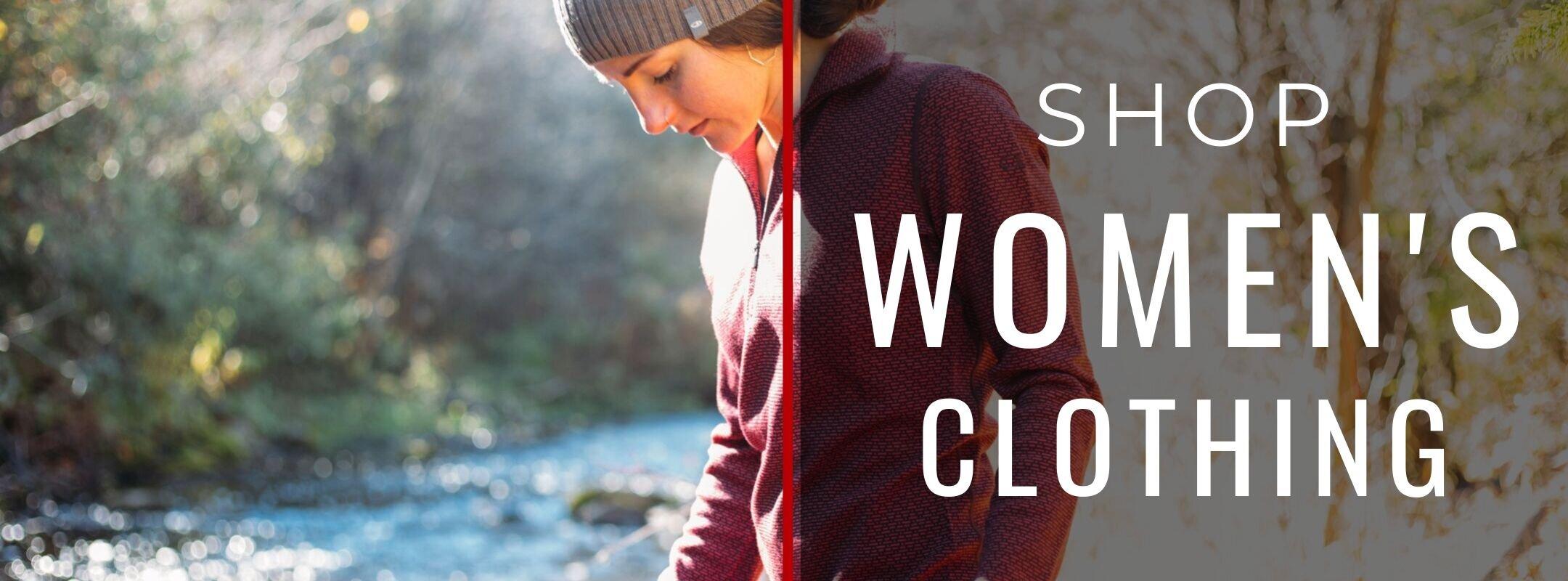 SHOP WOMEN'S CLOTHING