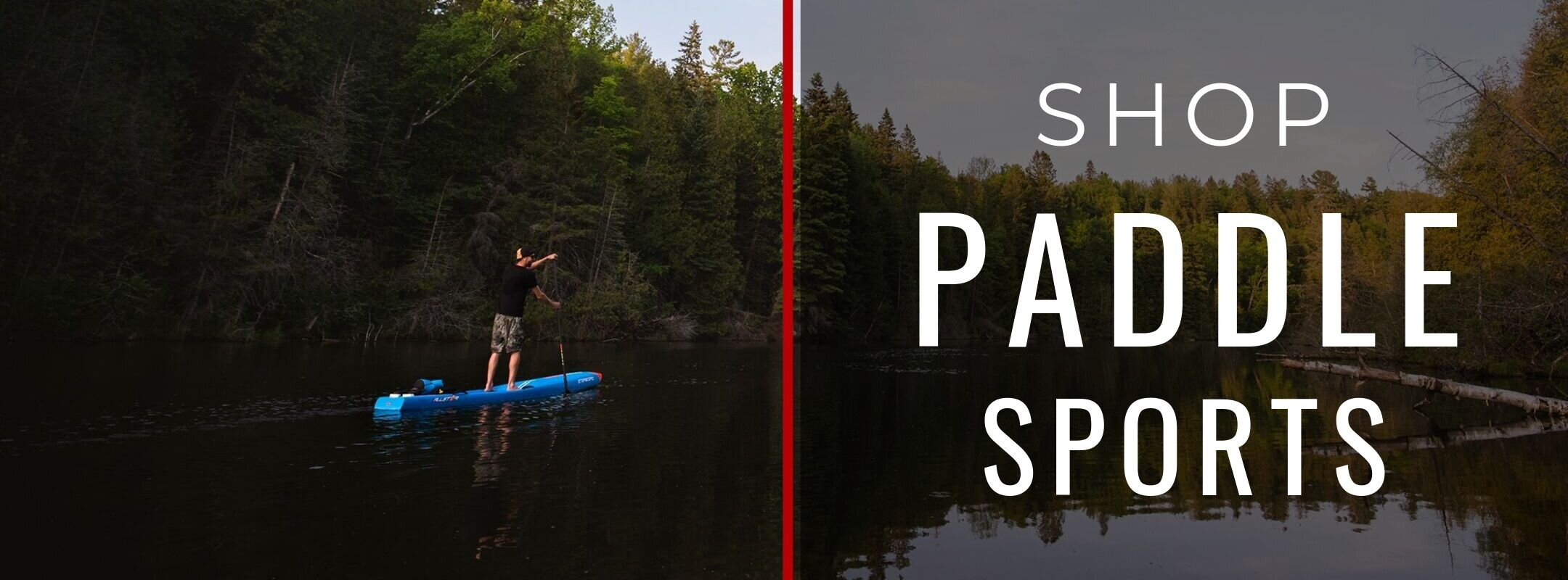 SHOP PADDLE SPORTS