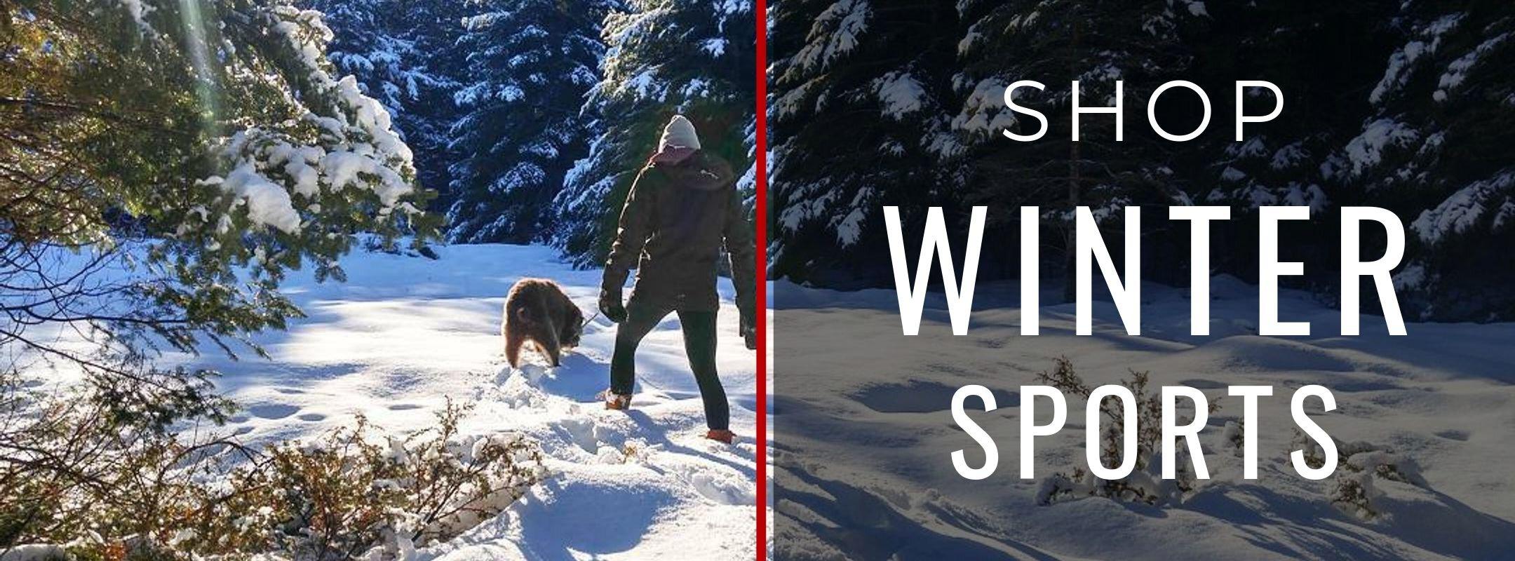 SHOP WINTER SPORTS
