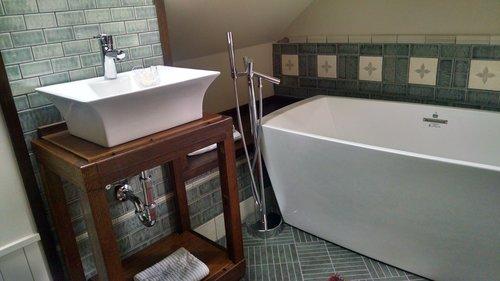 Small Bath Build