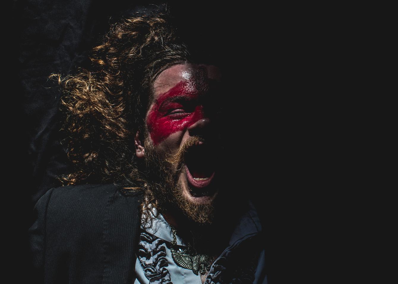 Geordie McElroy of Blackwater Jukebox. (Photo:Michael Vidoli)