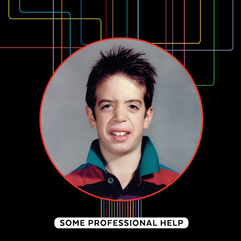 Some Professional Help, (self-titled) EP