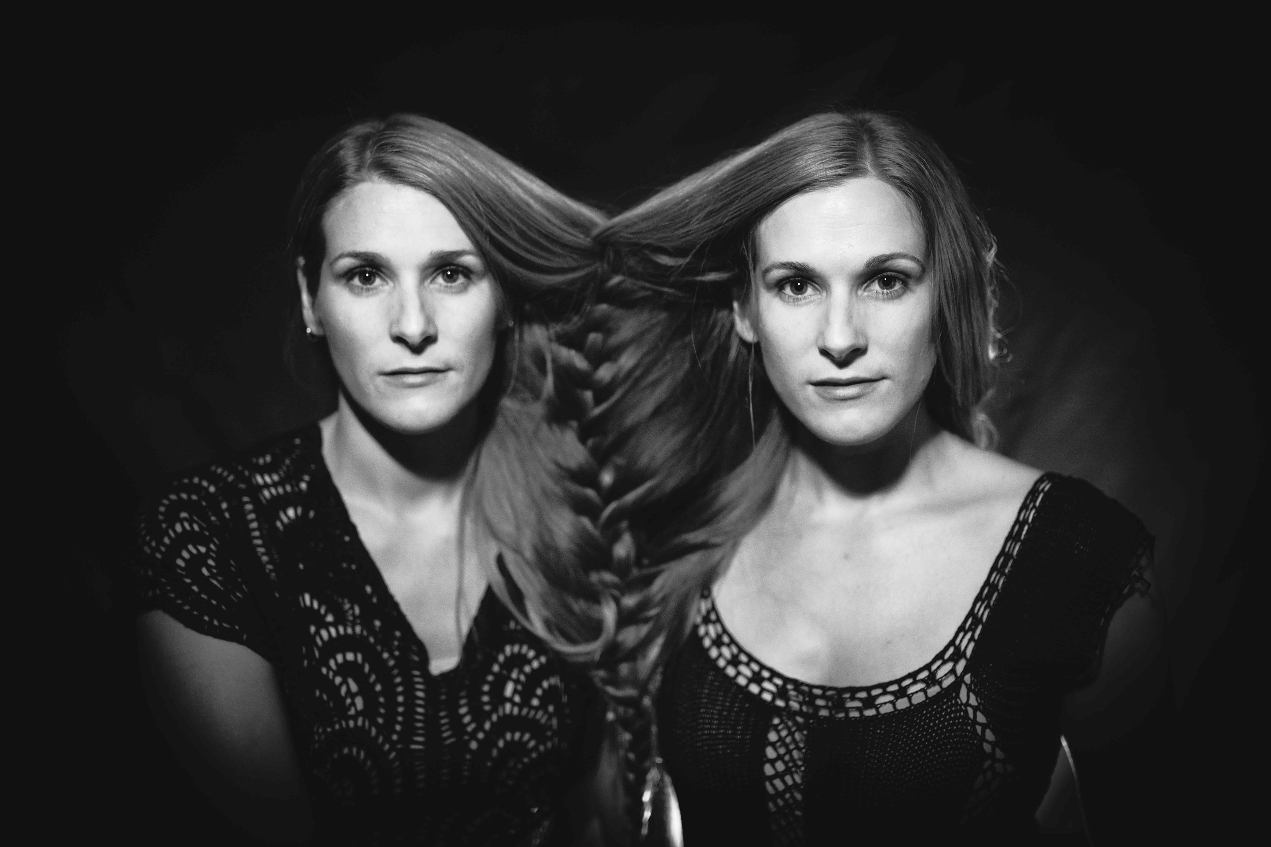 Shook Twins. (Photo:Jessie McCall)