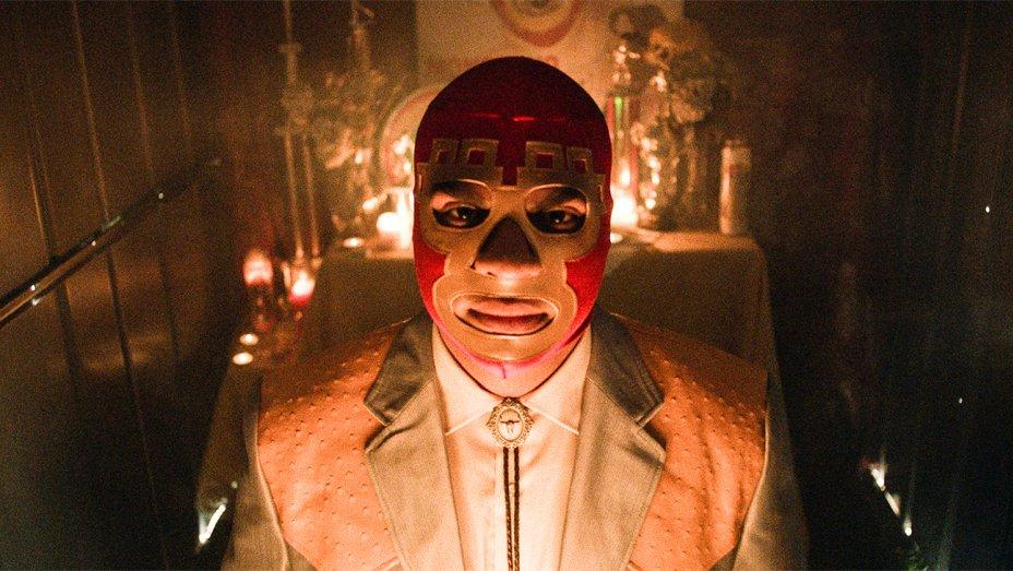 "El Monstruo from ""Lowlife."""