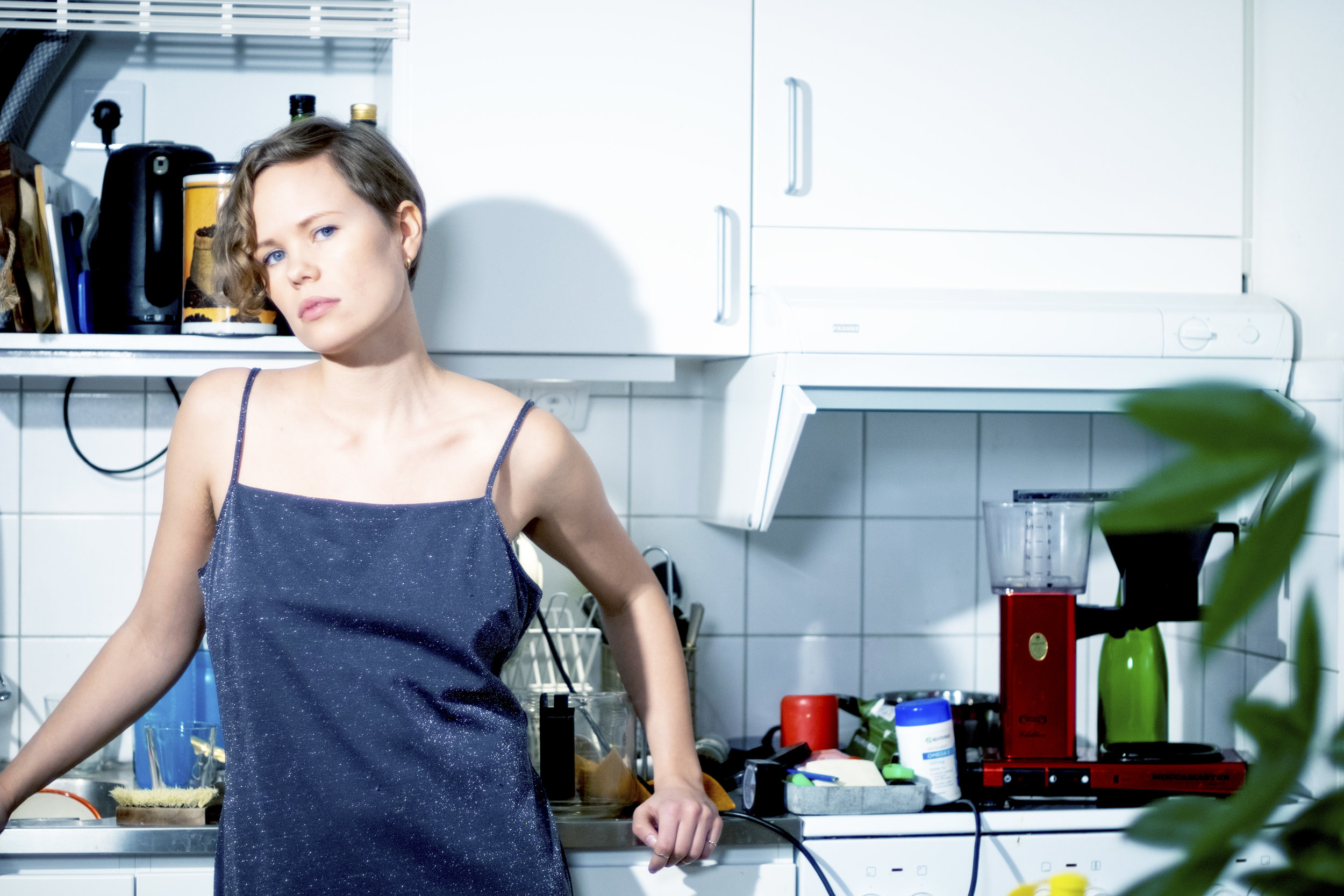 Julie Nilsson. (Photo: Josefin Stacy)