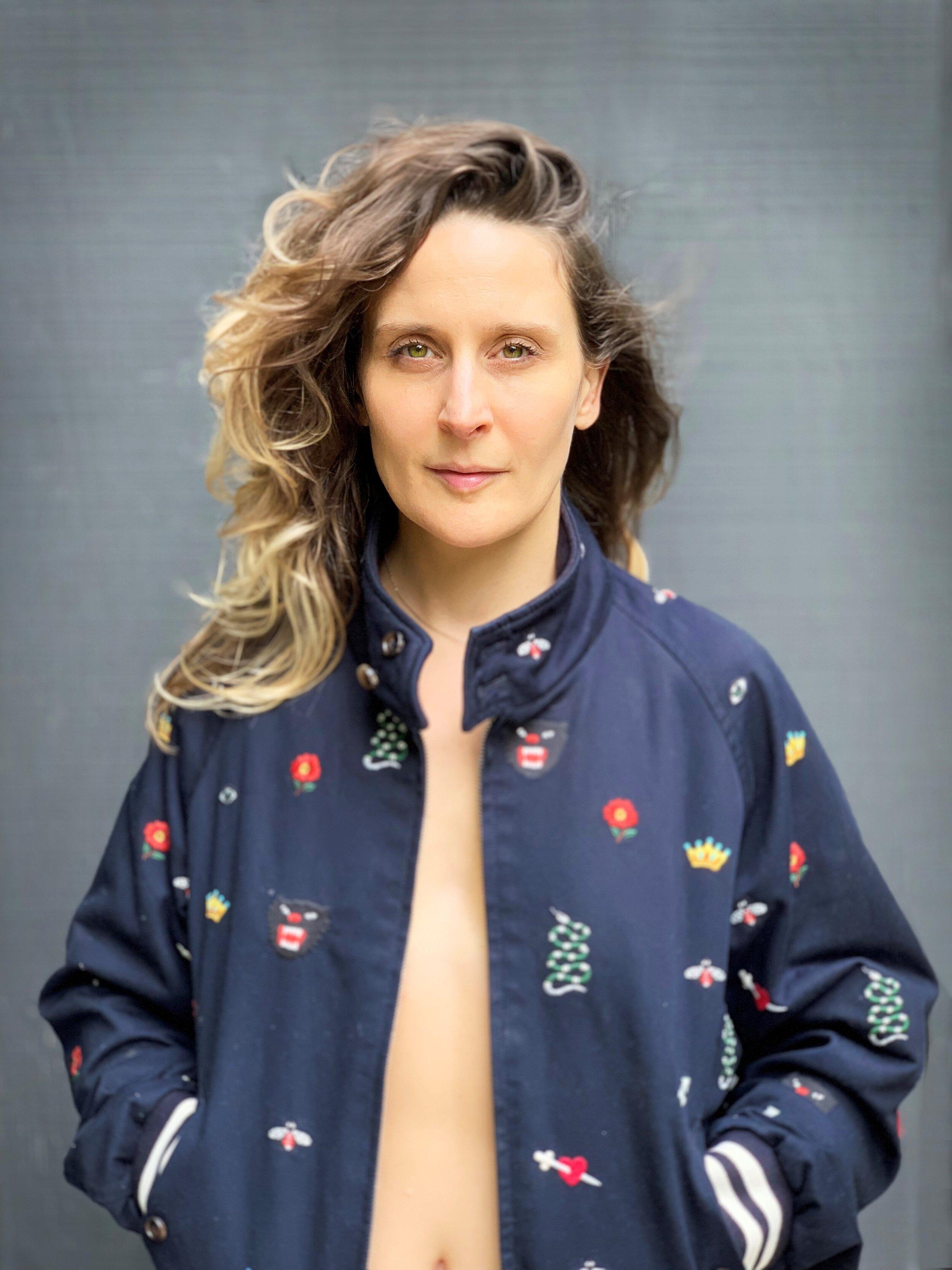 Toni Hartley of The Birdhorse. (Photo: Sara Heart Bacon)