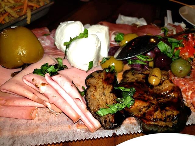 The perfect #antipasto platter!