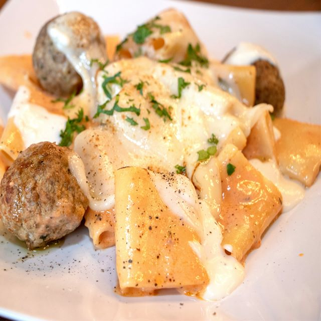 #EatItalian does #pasta right!